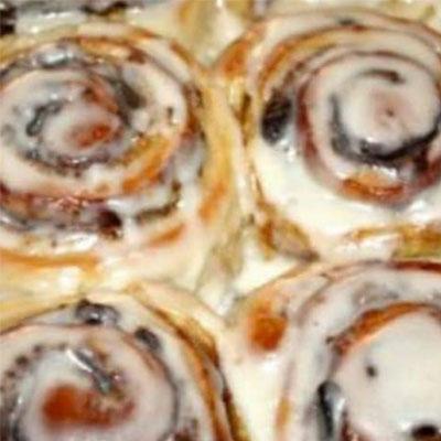 Pastries - Cinnamon Rolls
